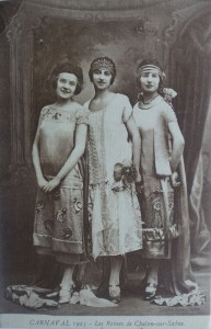 10 Chalon_groupe des reines 1925.