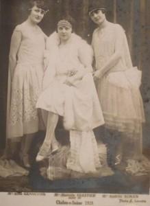 12 Chalon_Reines du Carnaval 1928.