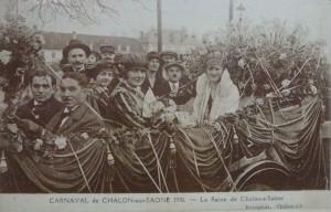 15 Chalon_Reines du Carnaval 1930.