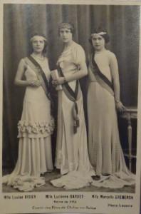 18 Chalon_Reines du Carnaval 1934.