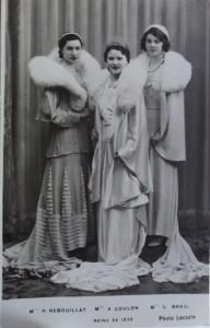 19 Chalon_reines du Carnaval 1936.