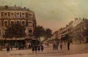 2 Chalon_Boulevard de la République.