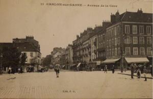 2 Chalon_avenue de la gare.