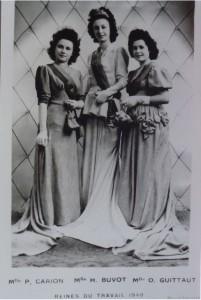 25 Chalon_reines du travail 1948.