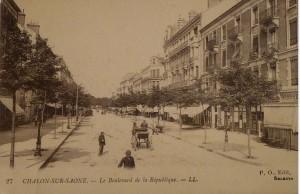 3 Chalon_Boulevard de la République.