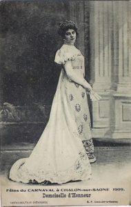 3a Chalon_la reine et ses demoiselles1909