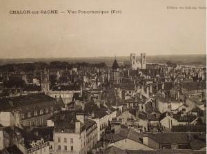 4 Chalon_vue panoramique. (Est)