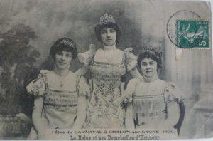 4a Chalon_la reine et ses demoiselles1909