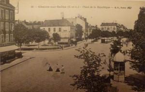 9 Chalon_Boulevard de la République.