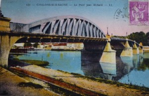 Chalon pont Jean Richard 10.