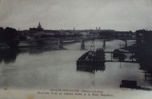 Chalon pont Jean Richard 11.