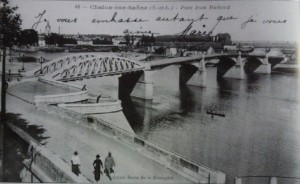 Chalon pont Jean Richard. 5