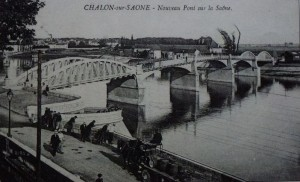Chalon pont Jean Richard. 6