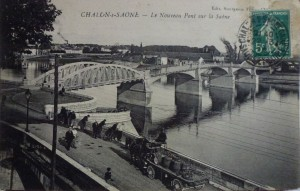 Chalon pont Jean Richard. 7