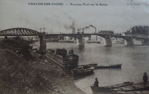 Chalon pont Jean Richard 8.