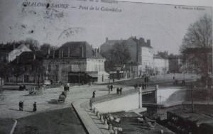 Chalon pont de la Colombière. 3