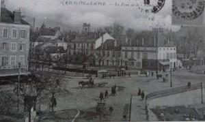 Chalon pont de la Colombière. 4