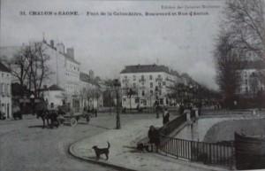 Chalon pont de la Colombière. 5