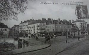 Chalon pont de la Colombière. 6