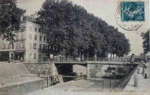 Chalon pont des Fainéants. 3