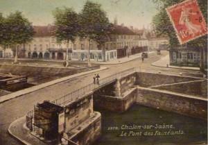 Chalon pont des fainéants. 5