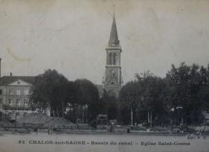 Chalon_église St Cosme. 2