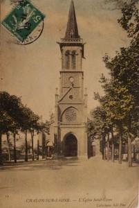 Chalon_église St Cosme. 3