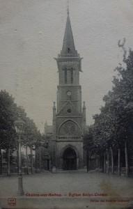 Chalon_église St Cosme. 5