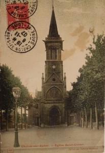 Chalon_église St Cosme. 6