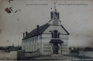 Chalon_église du Sacré Cœur. 1