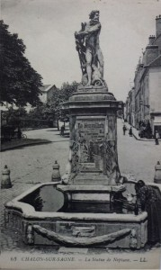 Chalon_évolution Fontaine Neptune. 3