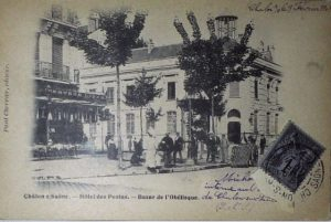 Chalon_ Hotel des Postes 1