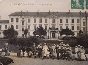 Chalon_Collège de Jeunes Filles. 3