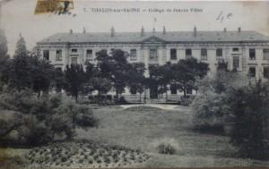Chalon_Collège de Jeunes Filles. 4