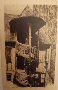 Chalon_Escalier rue aux Fèvres 1