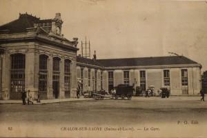 Chalon Gare SNCF 12
