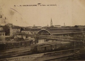 Chalon Gare vu Intérieur 15