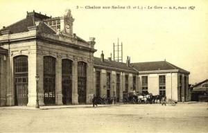 Chalon Gare SNCF 8.