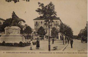 Chalon_Monument de la Défense. 1