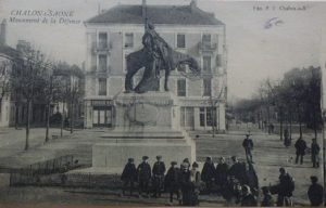 Chalon_Monument de la Défense. 2