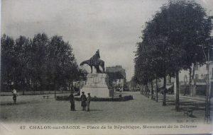 Chalon_Monument de la Défense. 3