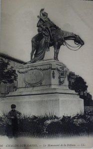 Chalon_Monuments de la Défense. 10