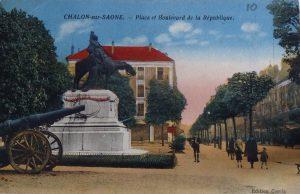 Chalon_Monuments de la Défense. 7