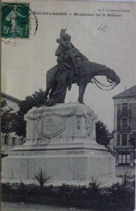 Chalon_Monuments de la Défense. 9