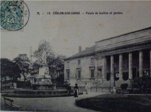 Chalon_Palais de Justice. 2