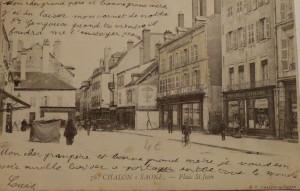Chalon Place St Jean. 1