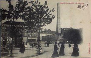 Chalon_Place de l'Obèlisque 9a