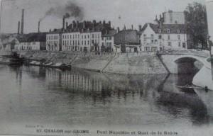 Chalon_Pont Napoléon. 1