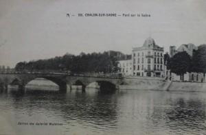 Chalon Pont de la Genise. 3