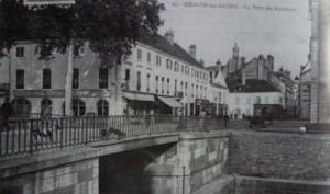 Chalon_Pont des Fainéants. 1